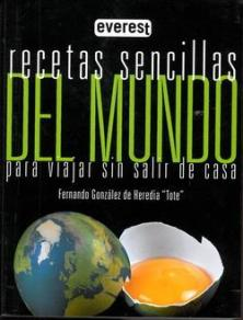 RECETAS DEL MUNDO SENCILLAS